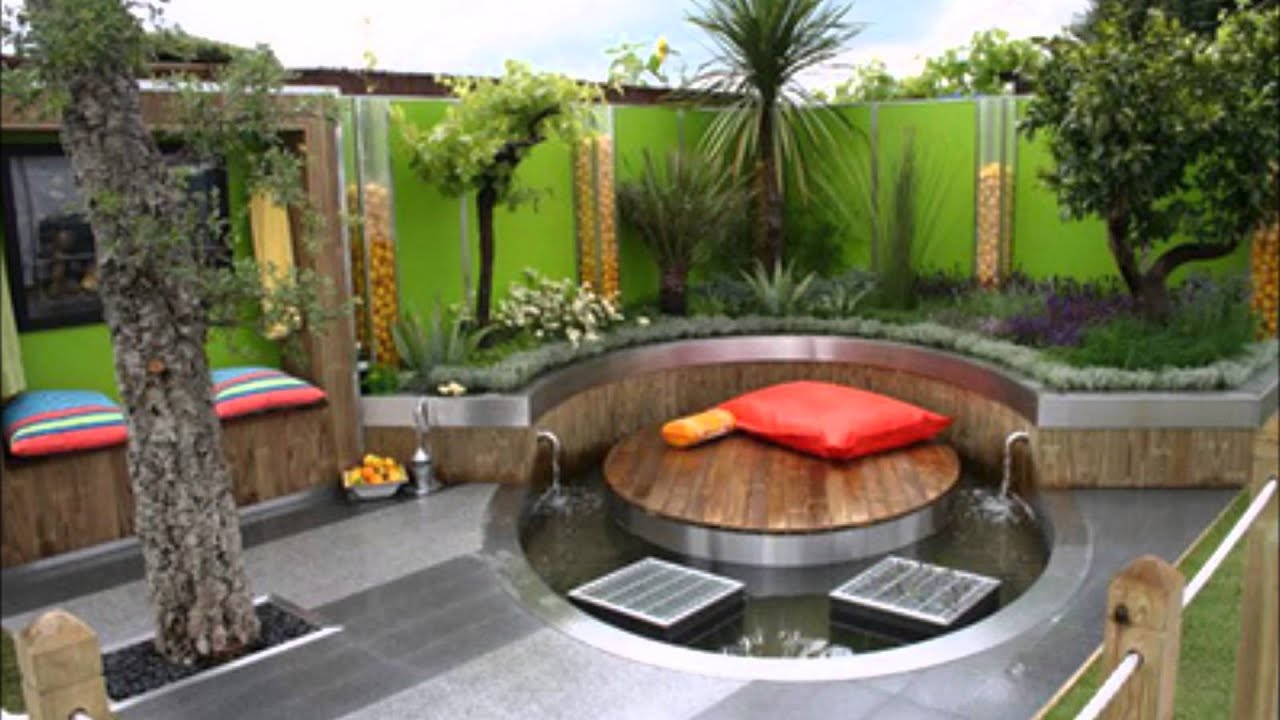Beautiful Terrace Garden Idea You should Look for Inspiration - YouTube