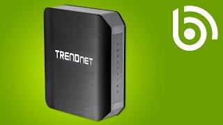 TRENDnet دعم نظام التشغيل: كيفية إنشاء شبكة واي فاي AC