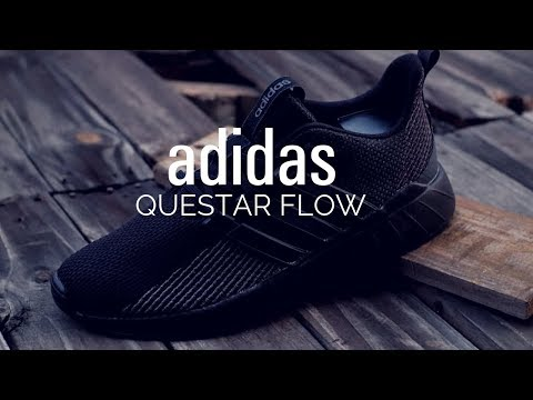 Adidas Questar Flow Review | Blackout Edition