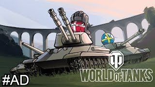Reenacting Girls und Panzer - World of Tanks Memes