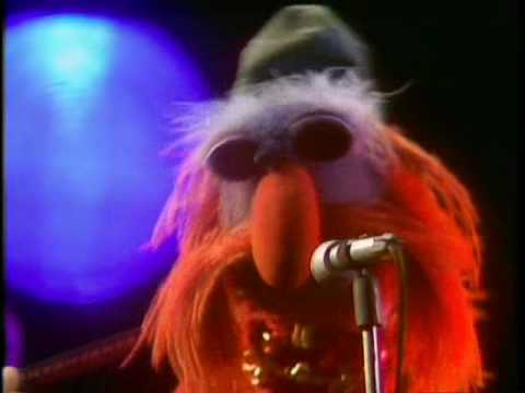 The Muppet Show: Floyd Pepper, Zoot & Janice -