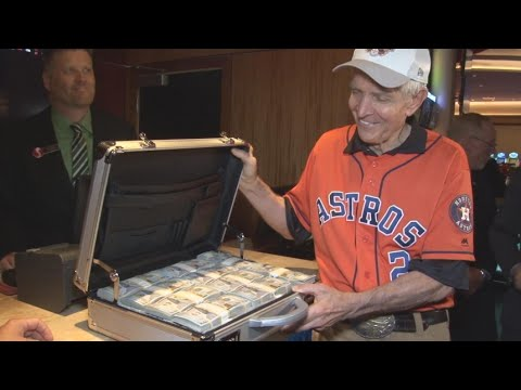 In It To Win It: Man Places $3.5 Million Bet On Astros