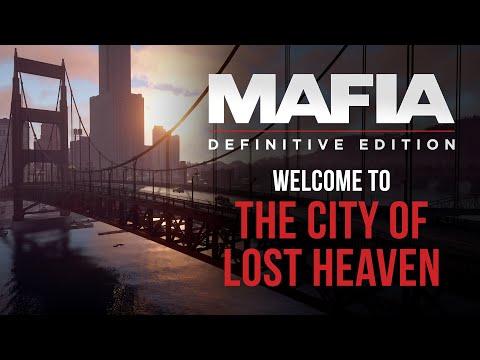 Mafia: Definitive Edition - Welcome to the City of Lost Heaven