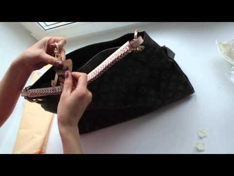 Обзор сумки LOUIS VUITTON / Посылка из Китая / TaoBao