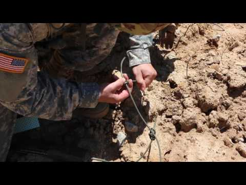 116th sappers, scouts conduct demolition training during AT