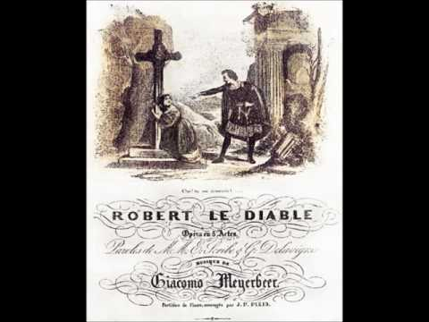 Giacomo Meyerbeer - ROBERT LE DIABLE - Marc Minkowski, Berlin 2000