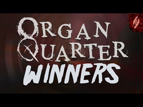 Organ Quarter Winners