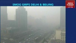 Weather Alert: Smog Grips Delhi And Beijing