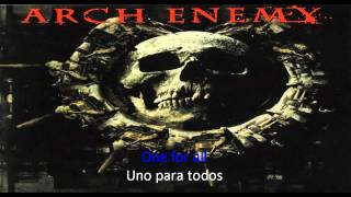 Arch Enemy - Nemesis (Lyrics - Subtitulado) HD