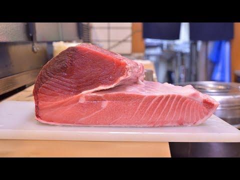 How To Make Tuna Sushi