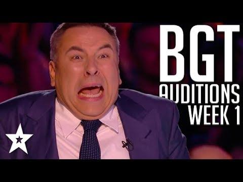 Britain's Got Talent 2020 Auditions | WEEK 1 | Got Talent Global