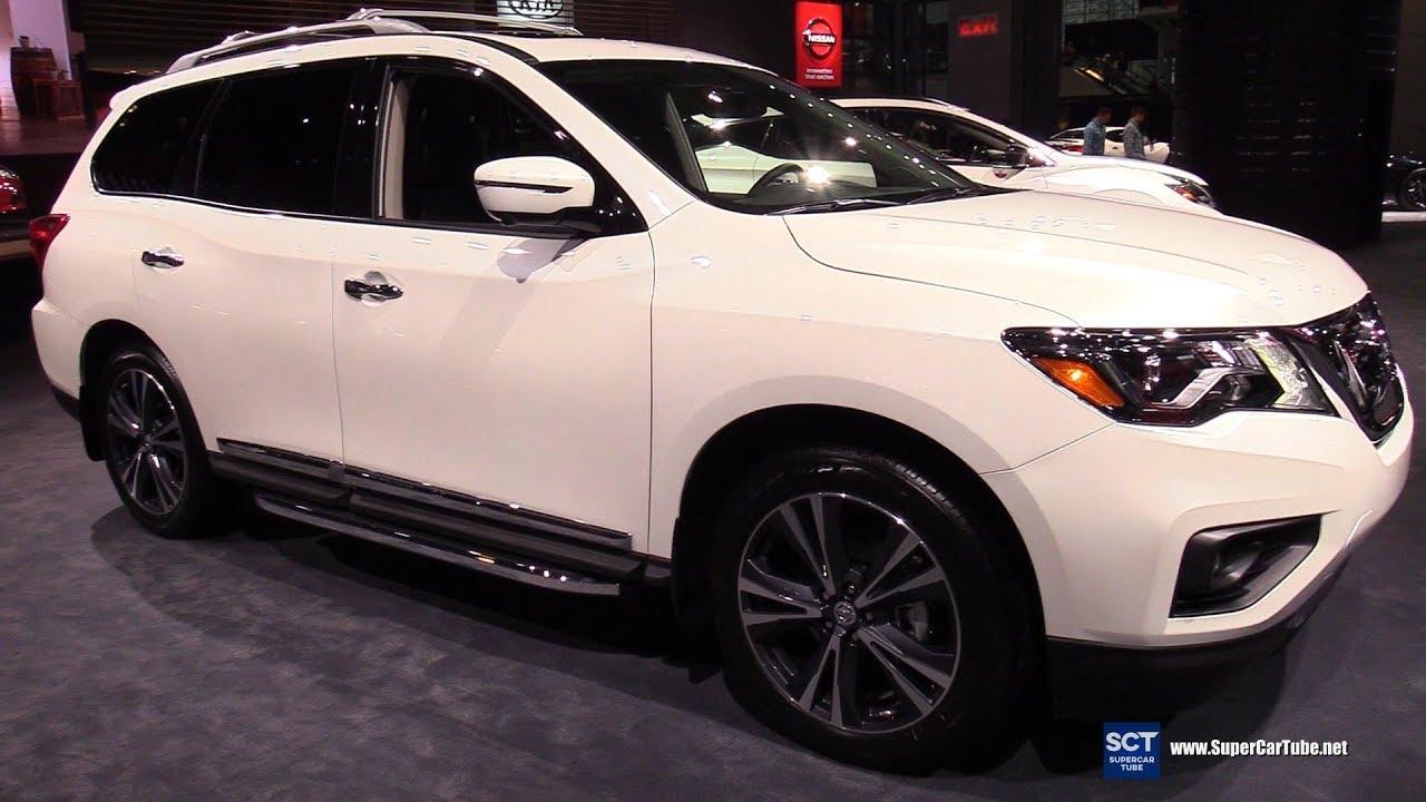 2018 Nissan Pathfinder Platinum - Exterior and Interior ...