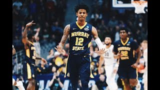 Ja Morant Is A Walking Bucket, Could Not Be Guarded In The First Two Rounds