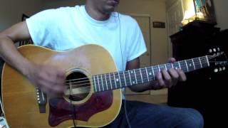 Stone Temple Pilots - Still Remains (Acoustic Guitar Play Along)