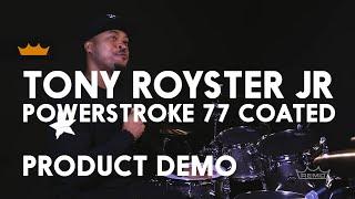 Remo + Tony Royster Jr: Powerstroke 77