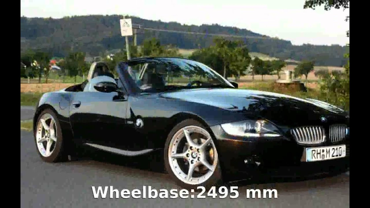 2005 Bmw Z4 2 5i E85 Info Youtube
