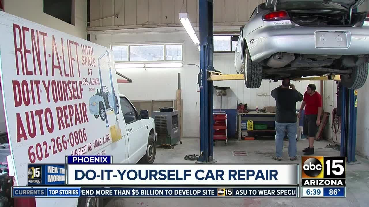 Repair Shop Do It Yourself Car Repair Shop Can Save You Serious Cash
