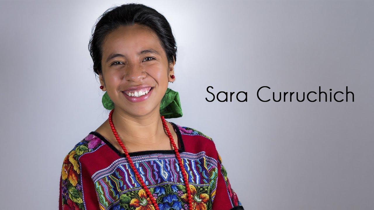 Sara Curruchich - YouTube