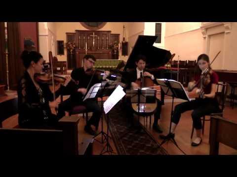 "Chamber Music Society of SF - Haydn String Quartet Op 76 No 2 ""Fifths"" IV"