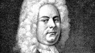"""G. F. Handel """" Concerto a due cori HMV 334"""""""