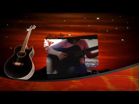Plange cerul pentru mine ( cover) chitara by Georgiana