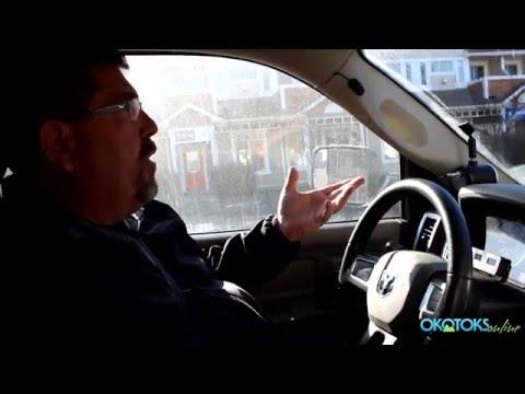 A ride with Okotoks municipal enforcement