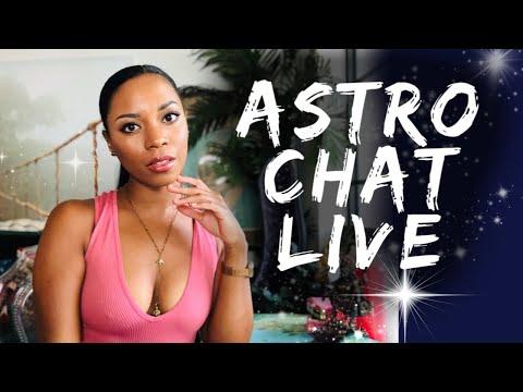 ASTRO CHAT LIVE    APRIL 13TH- 19TH 2020