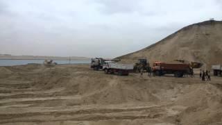 فيديو حصرى لمنطقة جزيرة البلاح وتوسعتها
