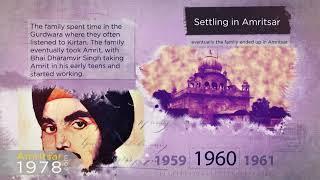 Shaheed Bhai Dharamvir Singh - Saka Amritsar 1978