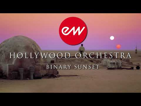 Binary Sunset - The Force Theme (East West Hollywood Orchestra Demo)