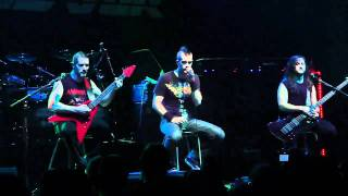 Annihilator - Phoenix Rising / Sounds Good To Me - Live in Pratteln (CH) 01/11/2010