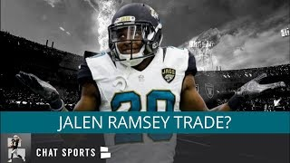 Jalen Ramsey Raiders Trade Rumors: Should Oakland Target Jacksonville Jaguars' All-Pro CB In 2019?