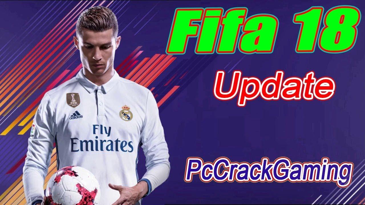 Hướng dẫn tải và cài đặt game FIFA 18 – Update 2 – PcCrackGaming