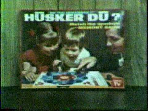 1970s Picam Husker Du Game Commercial And WUAB Promo