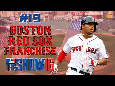 Xander Finds His Stroke! | MLB The Show 16 - The Farewell Tour: Boston Red Sox Franchise