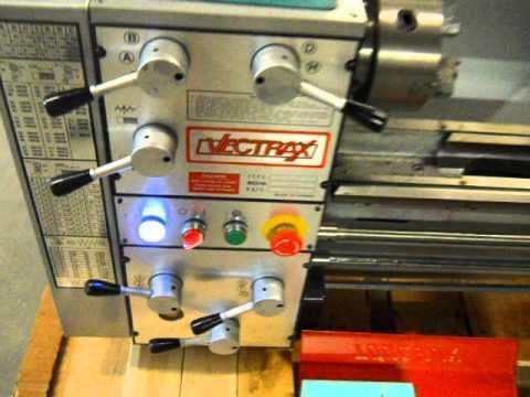 Vectrax Lathe Parts