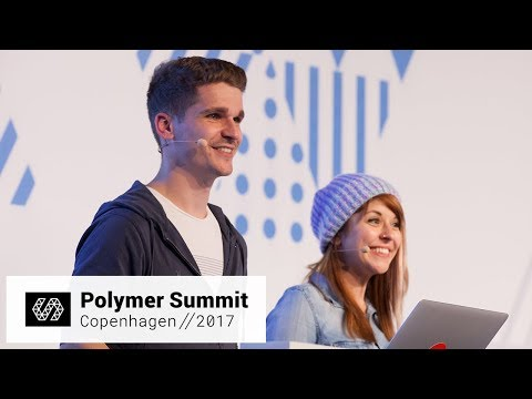 Supercharged Live Live Live! (Polymer Summit 2017)