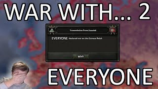 HOI4 - Endsieg meets Ragnarok! - 1936 WAR WITH EVERYONE!!! - Downfall mod - 2