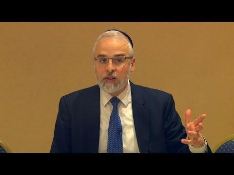Rabbi Moshe Hauer Money and Contemporary Jewish Life - Part 2