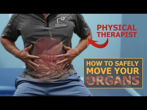 Bloating? Constipation? Stomach Ache? Fix It With This Simple Exercise | Visceral Mobilization