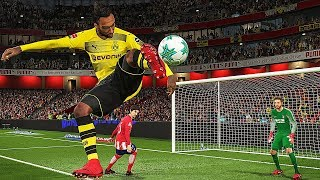 PES 2018 - Goals & Skills Compilation #13 HD 1080P 60FPS