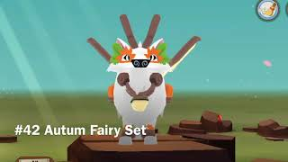 All my sets animal jam play wild