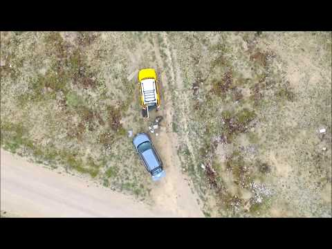 Extreme Metal Detecting:  GOLD from Desert Mining Town