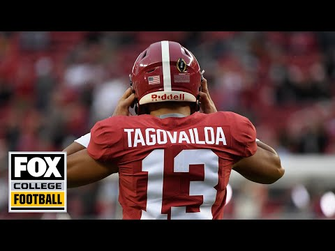 Joel Klatt's Top 5 QBs for the 2019 college football season | FOX COLLEGE FOOTBALL