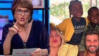 Baixar Márcia Fernandes explica adoção de Bruno Gagliasso e Giovanna Ewbank