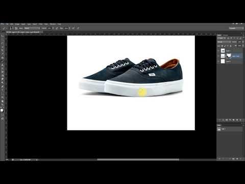 Create a drop shadow in Adobe Photoshop