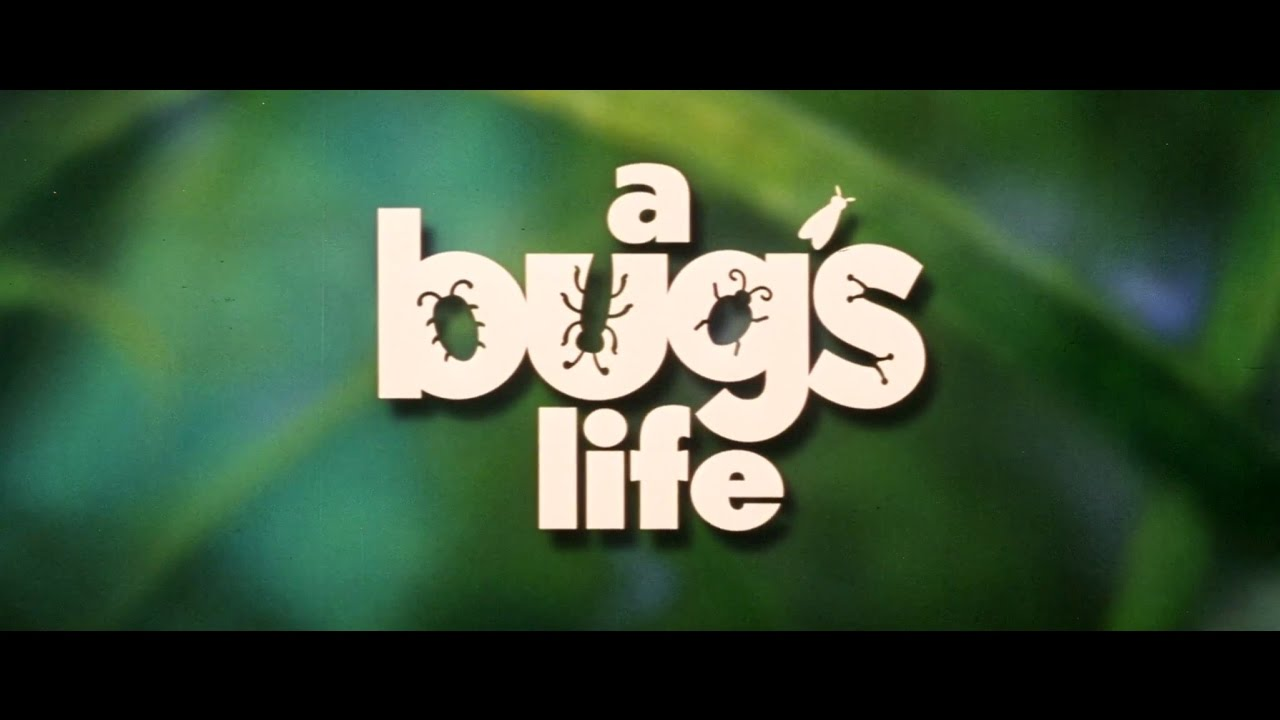 A Bugs Life 1998 Theatrical Trailer 1 Scope 35mm Youtube