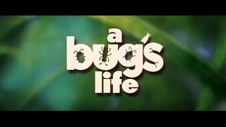 A Bugs Life (1998) theatrical trailer #1 [Scope/Filmed] [2K]