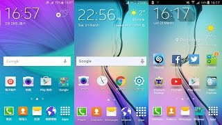 Install Samsung Galaxy S6 Weather Widgets on Any Android Smartphone