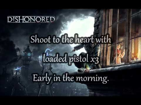 Dishonored Theme Song   Drunken Whaler   Lyrics